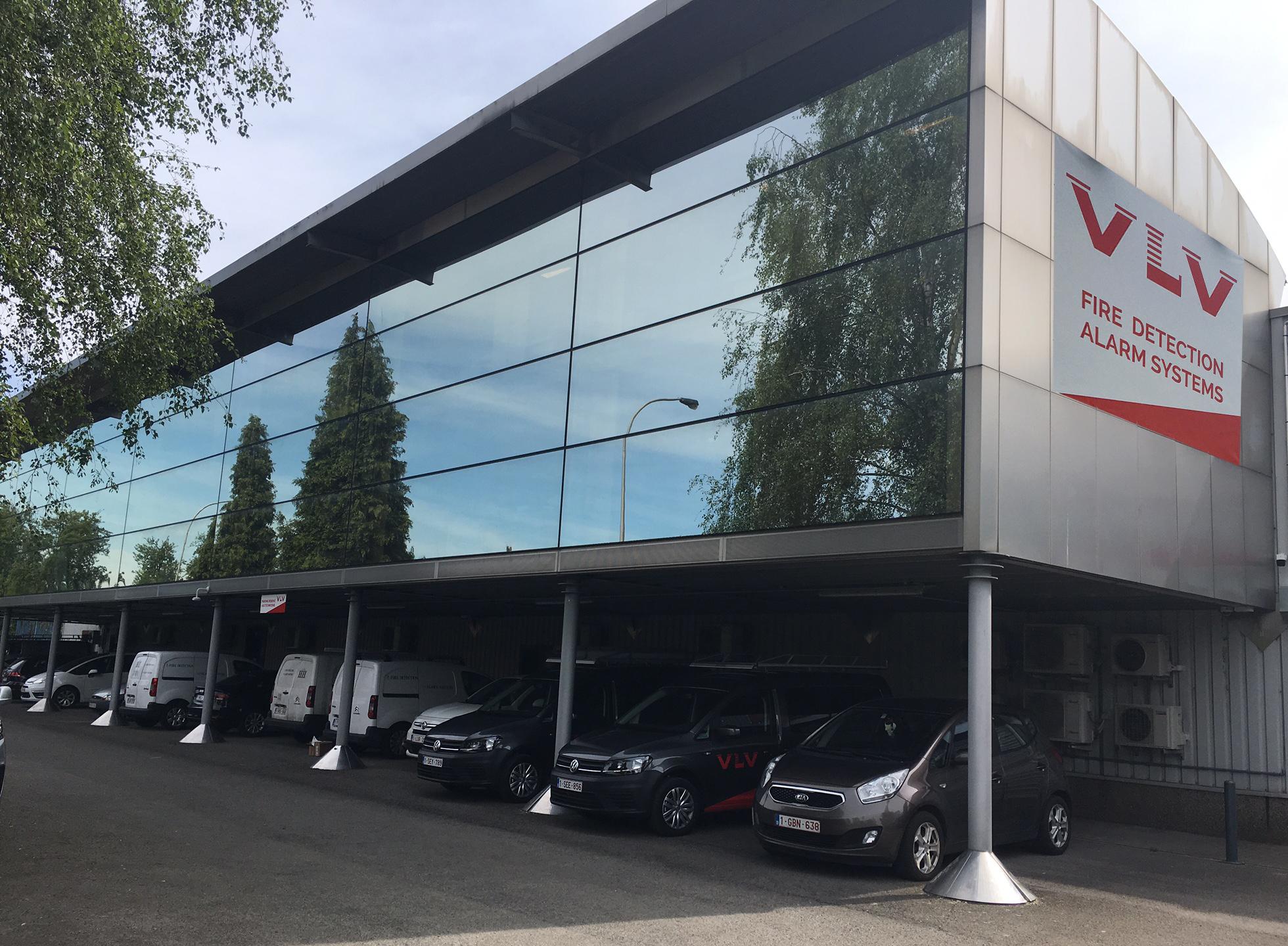 Locaux entreprise VLV SA